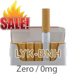 VG E liquid BNH Zero 0mg