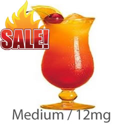 VG E liquid Fruit Cocktail 12mg