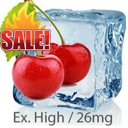 VG ELQ CHERRY ICE 26MG - SOLD OUT