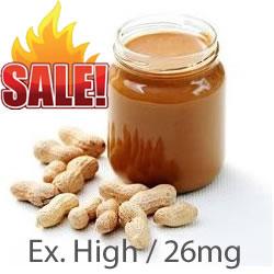 VG E liquid Peanut Butter 26mg