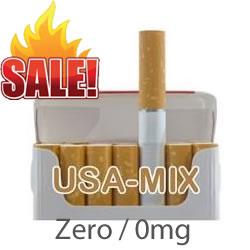 VG E USA Mix Zero 0mg