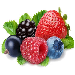 Eliquid Berry Family flavour