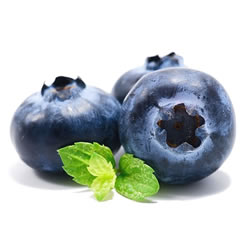 Eliquid Blueberry flavour