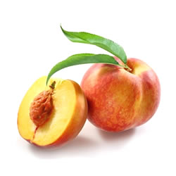 Eliquid Peach flavour