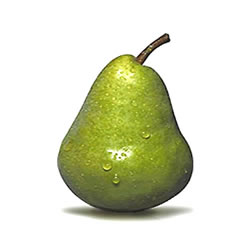 Eliquid Pear flavour