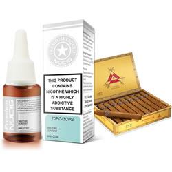 NUCIG 70PG/30VG E liquid Cigar Flavour
