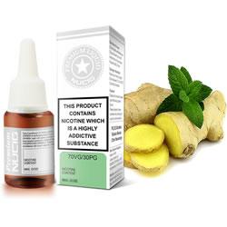 NUCIG 70VG/30PG E liquid Ginger Secret Flavour