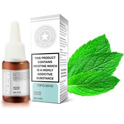 NUCIG 70PG/30VG E liquid Menthol Flavour