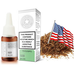 NUCIG 70VG/30PG E liquid USA Mix  Flavour