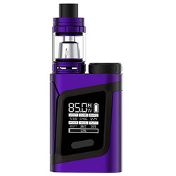 SMOK ALIEN AL85 - PURPLE BLACK, NUCIG