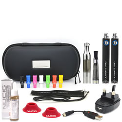 A NUCIG NUCIG Ultimate PRO Kit - BLACK