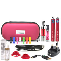 A NUCIG NUCIG Ultimate PRO Kit - RED