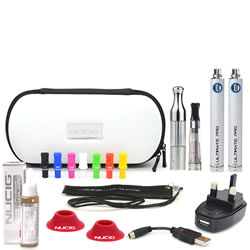 A NUCIG NUCIG Ultimate PRO Kit - WHITE