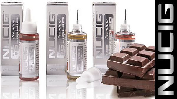 e liquid chocolate