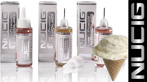 e liquid vanilla