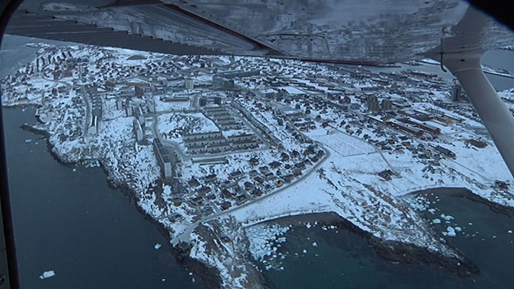 Air Greenland ud af Sydgrønland