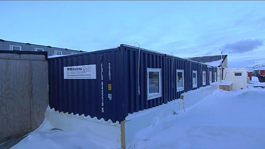 Containerboliger