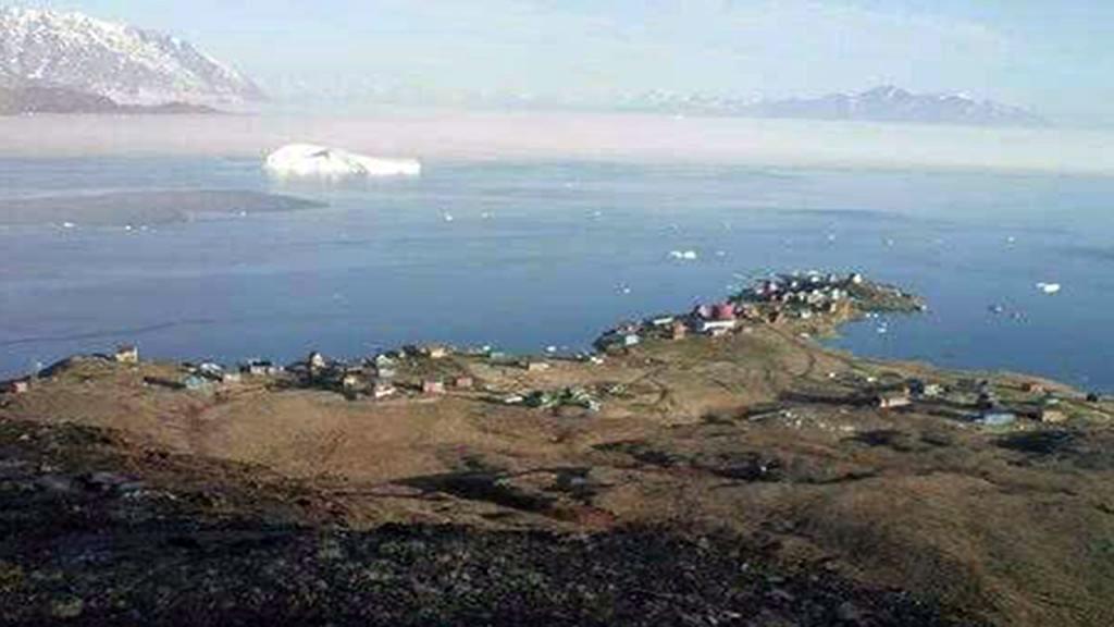 Nuugaatsiaq – en driftig bygd