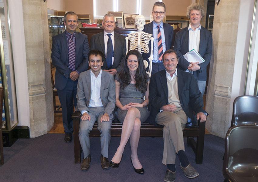 Royal society of medicine essay prizes