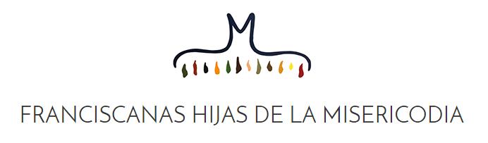 Logo Hijas de la Misericordia