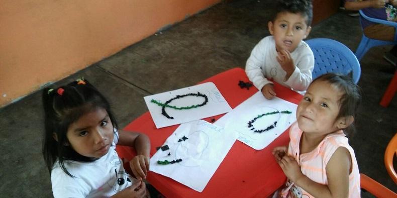 Proyectos de atención infantil