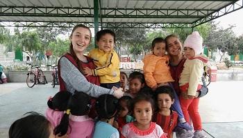 9 voluntarios colaboran con los diversos proyectos de Misol destacada