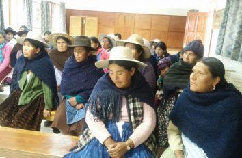 18 voluntario de la ONG MISOL colaborarán este verano en sus proyectos solidarios de Bolivia y Perú (2)