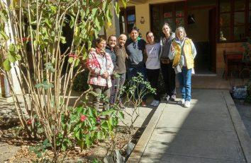 Todos los voluntarios que apoyan a MISOL este verano, ya estan en los proyectos de Bolivia y Peru (7)