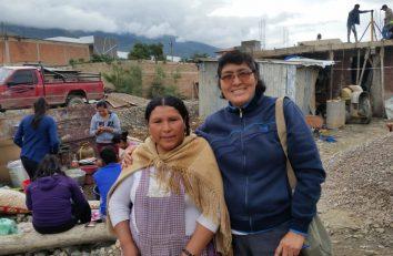 Continuamos con nuestros proyectos en Bolivia, Perú y España