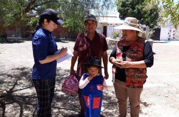 Ponemos en marcha un nuevo proyecto de salud en Sucre