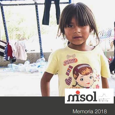 Memoria MISOL 2018