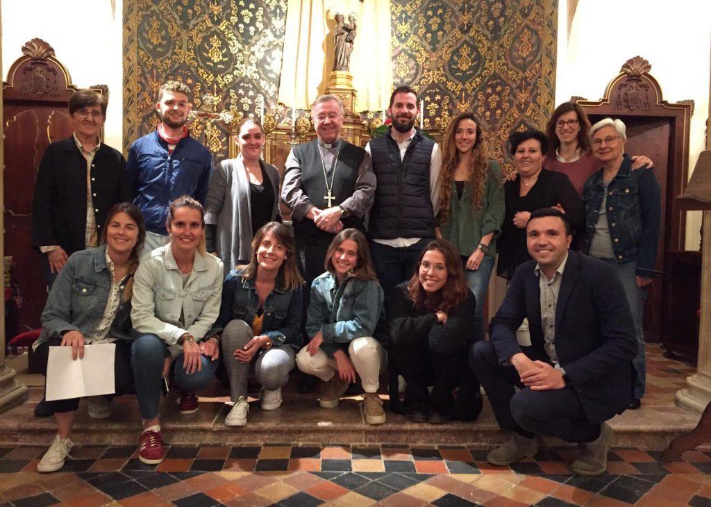 Seguimos colaborando con los obispados de Mallorca y Menorca.