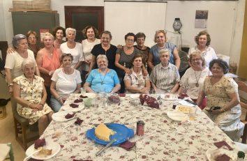 Gracias al grupo de voluntarias de la Parroquia de Peguera