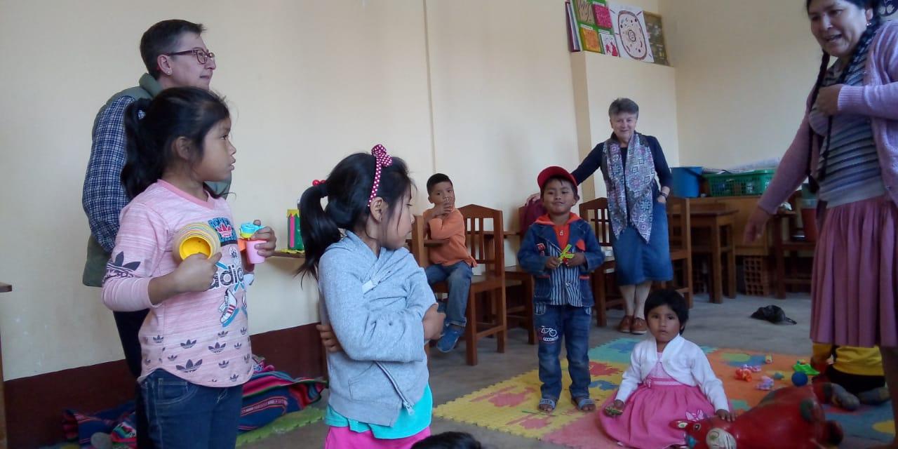 Visita a Bolivia