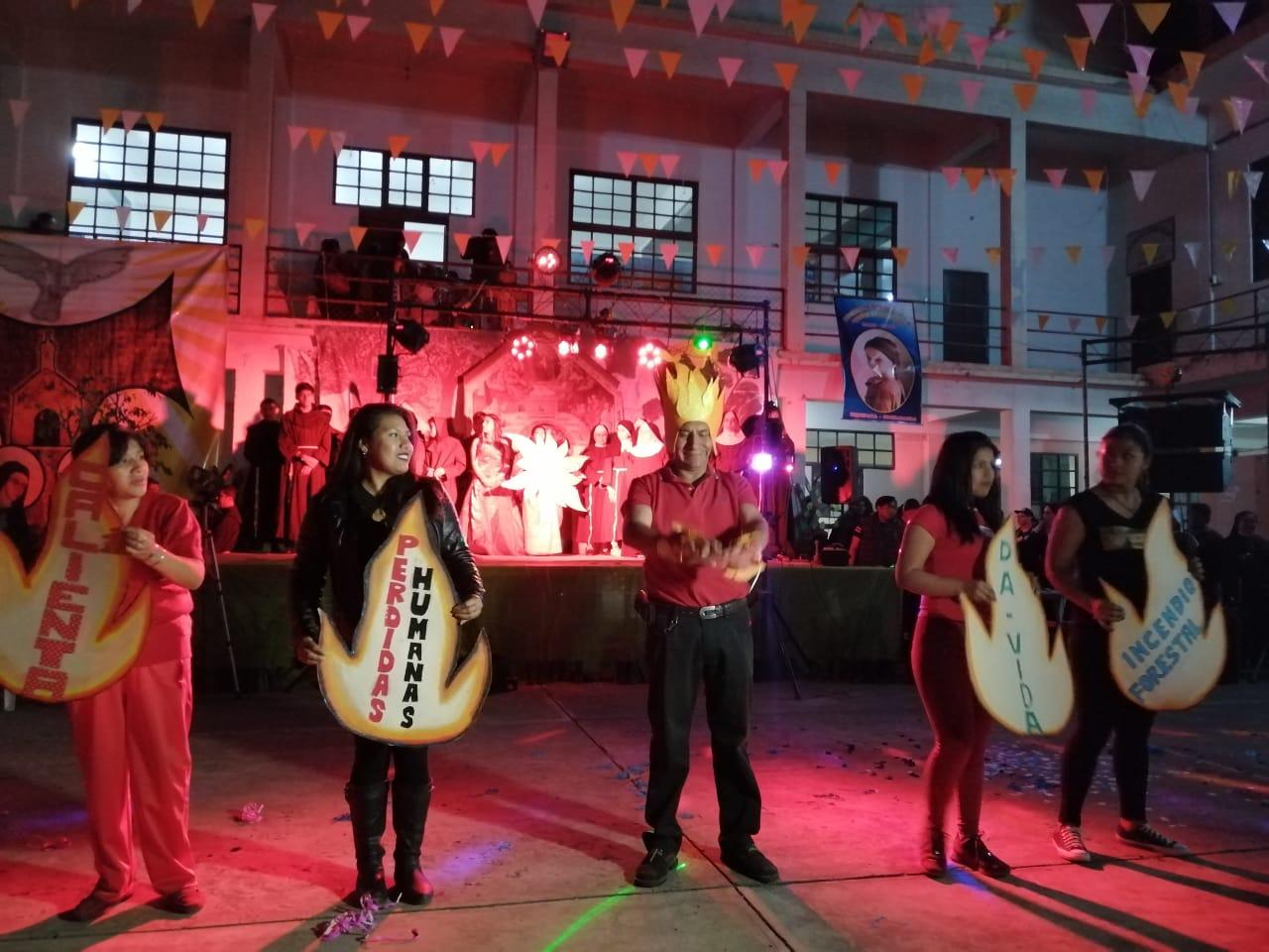 Cochabamba y Vinto celebran San Francisco y dan la bienvenida a Catina
