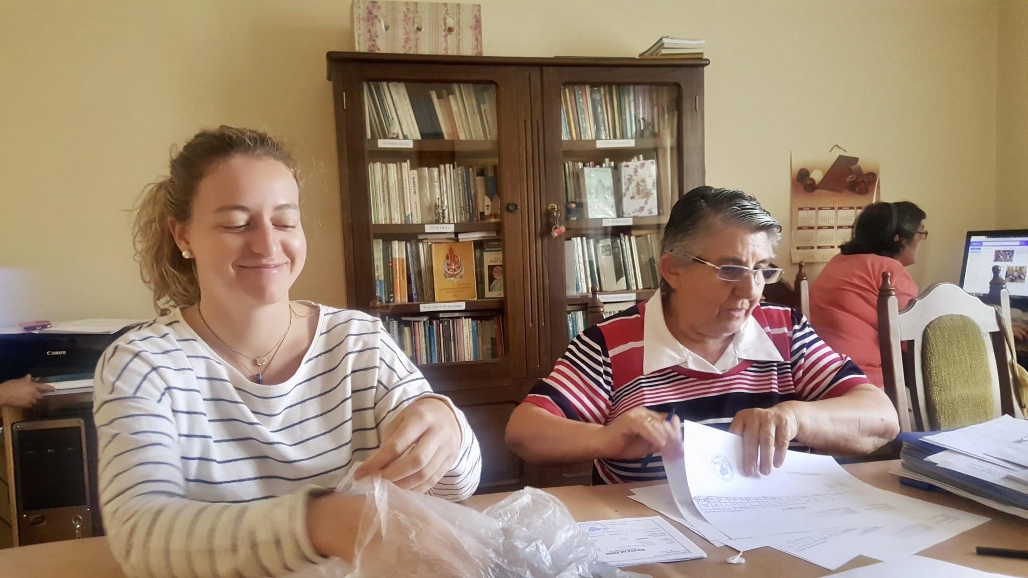 Programa de voluntariado MISOL 2019
