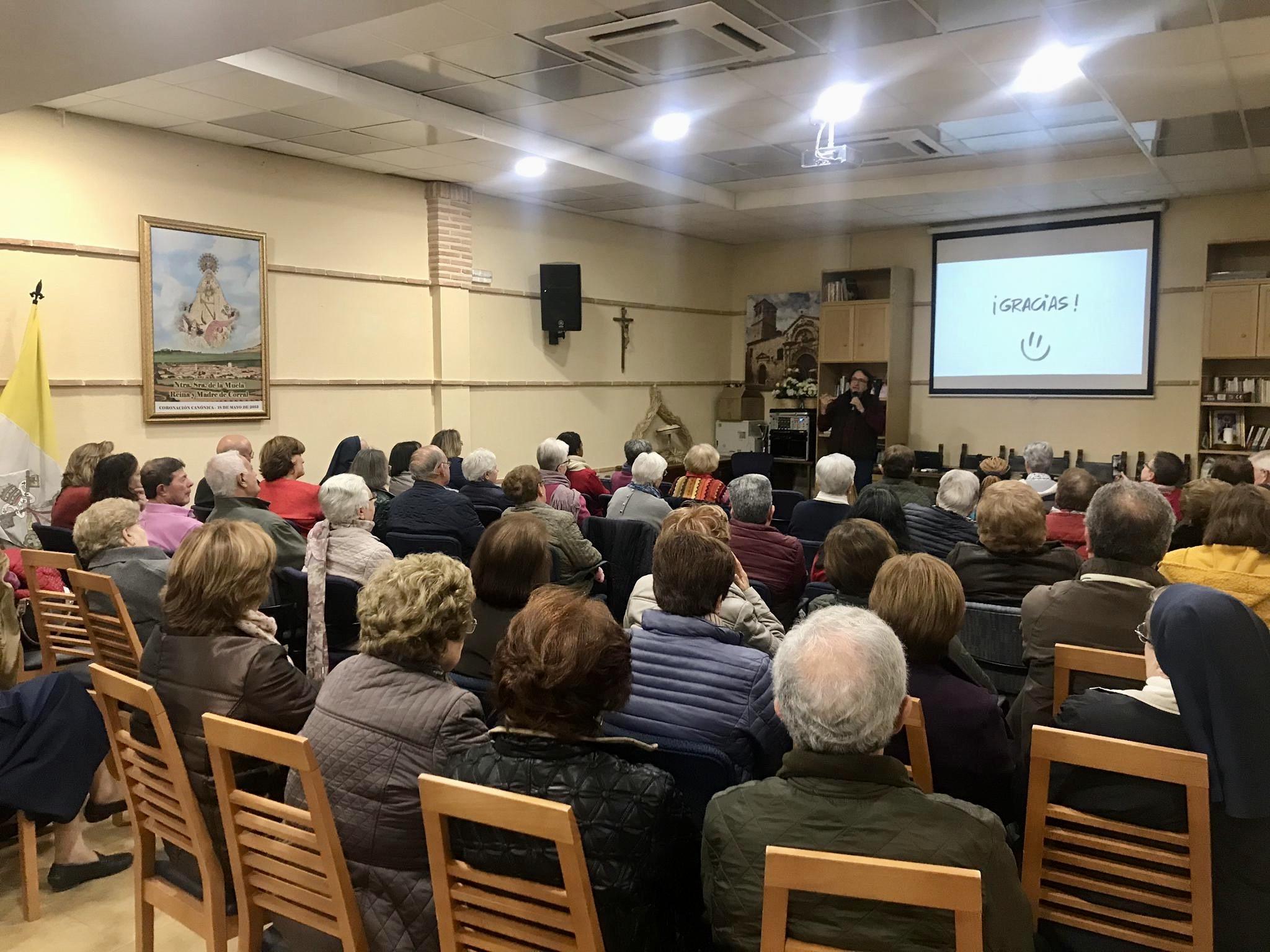 Presentación de MISOL en Corral de Almaguer