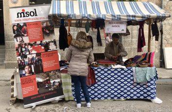 Feria de Santa Catalina en Bunyola (Mallorca)