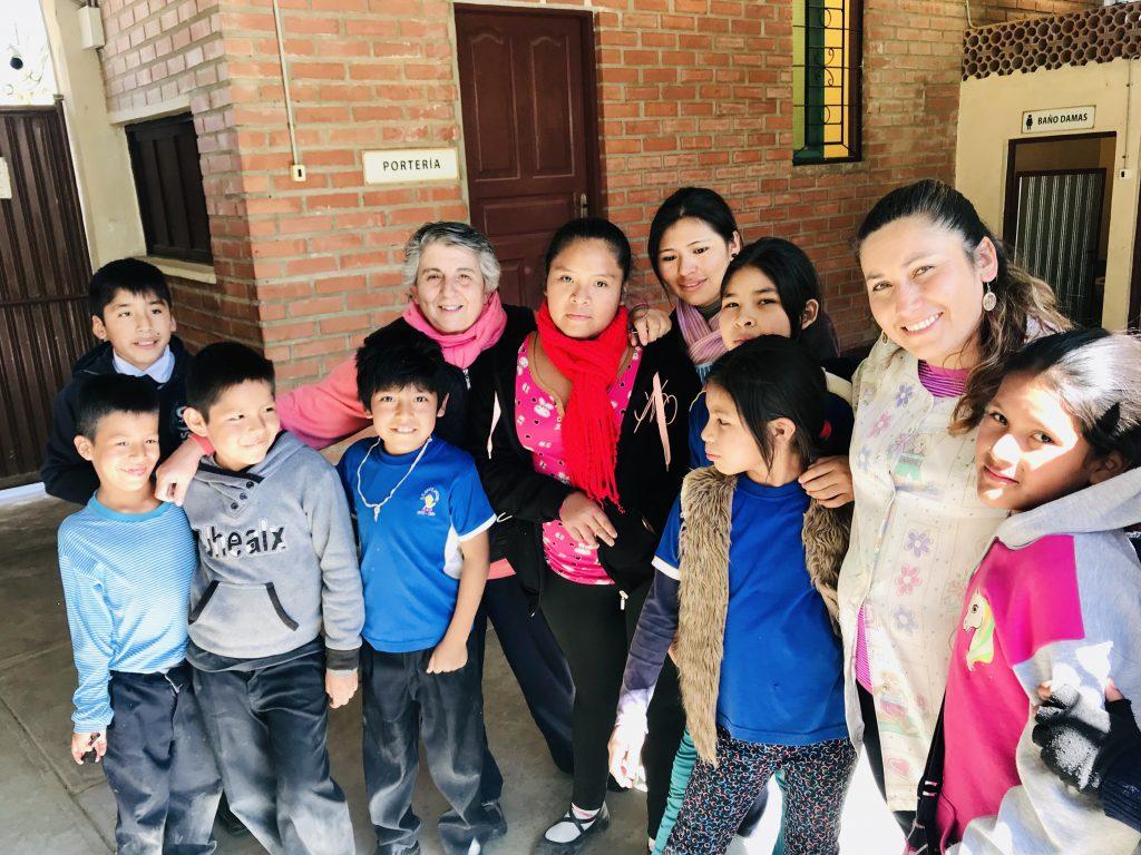 Misol Franciscanas en Bolivia