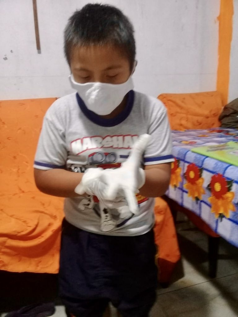 Ante la pandemia, Misericordia y Solidaridad