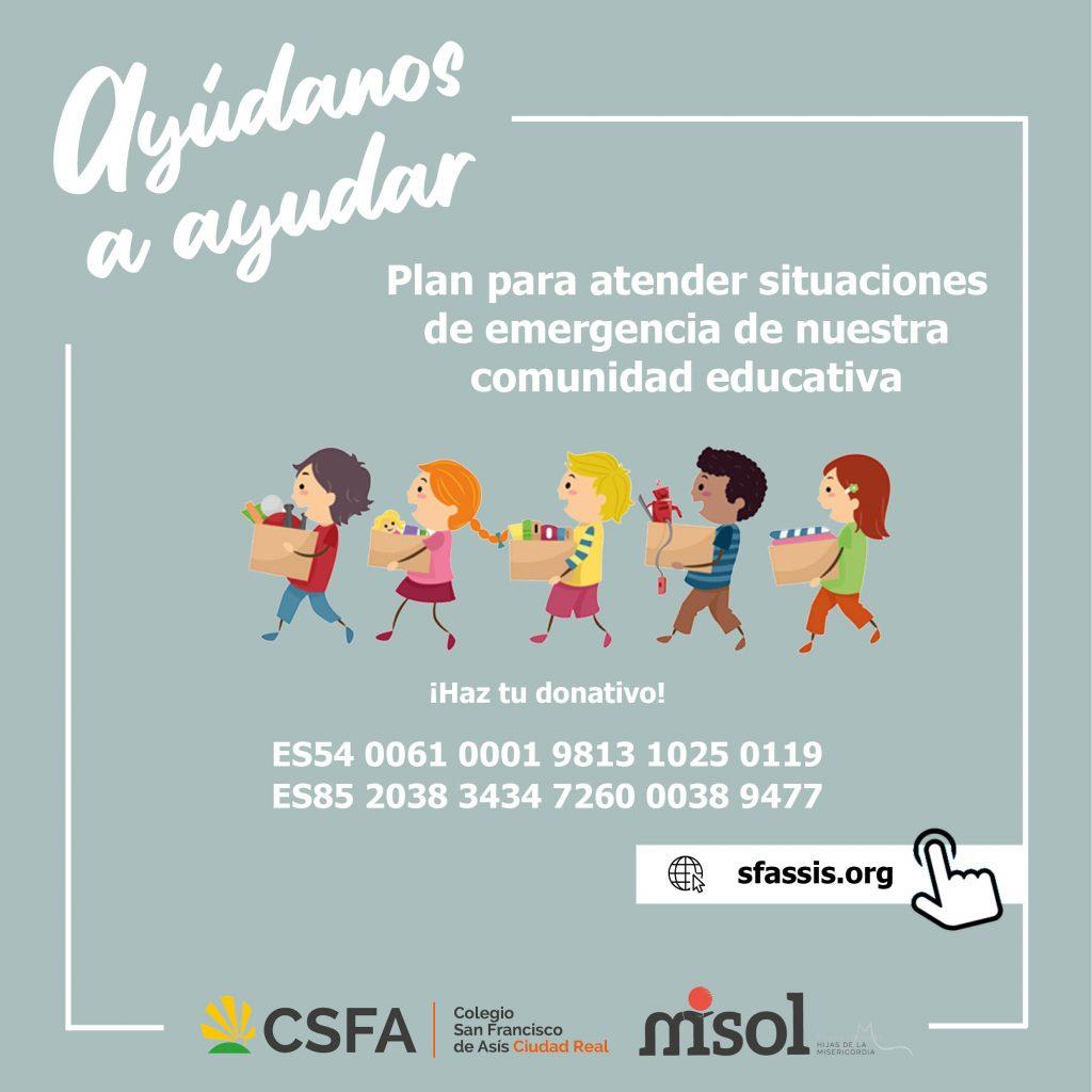 Plan para atender situaciones de emergencia de nuestra comunidad educativa