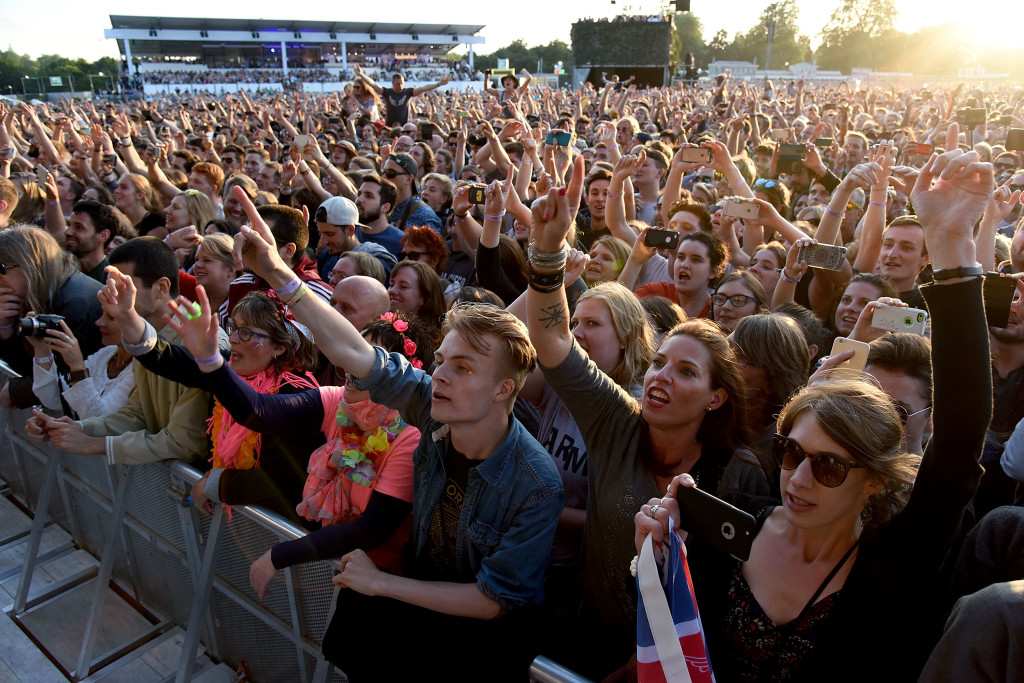 Barclaycard Presents British Summer Time Hyde Park: Day 4