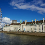 County Hall Building - Latest View