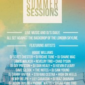 Madison Rooftop Summer Sessions Flyer