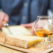 SMWS Think Flavour - cheese and whisky