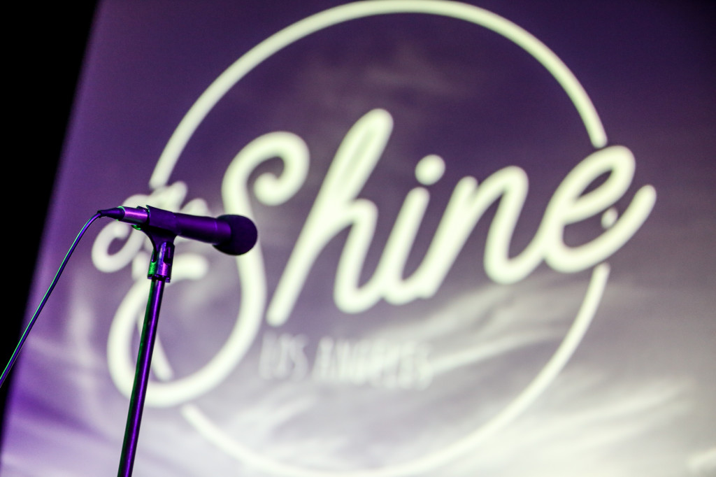 The Shine - Main stage
