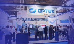 Optex Ifsec Stand Contrast Visual V3