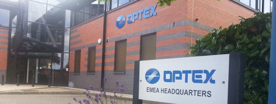 Optex Emea Headquarters Outside Picture