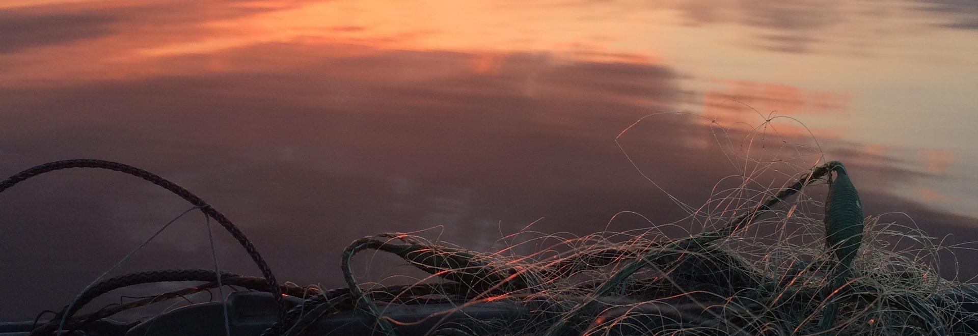 Soluppgång utanför Österskär
