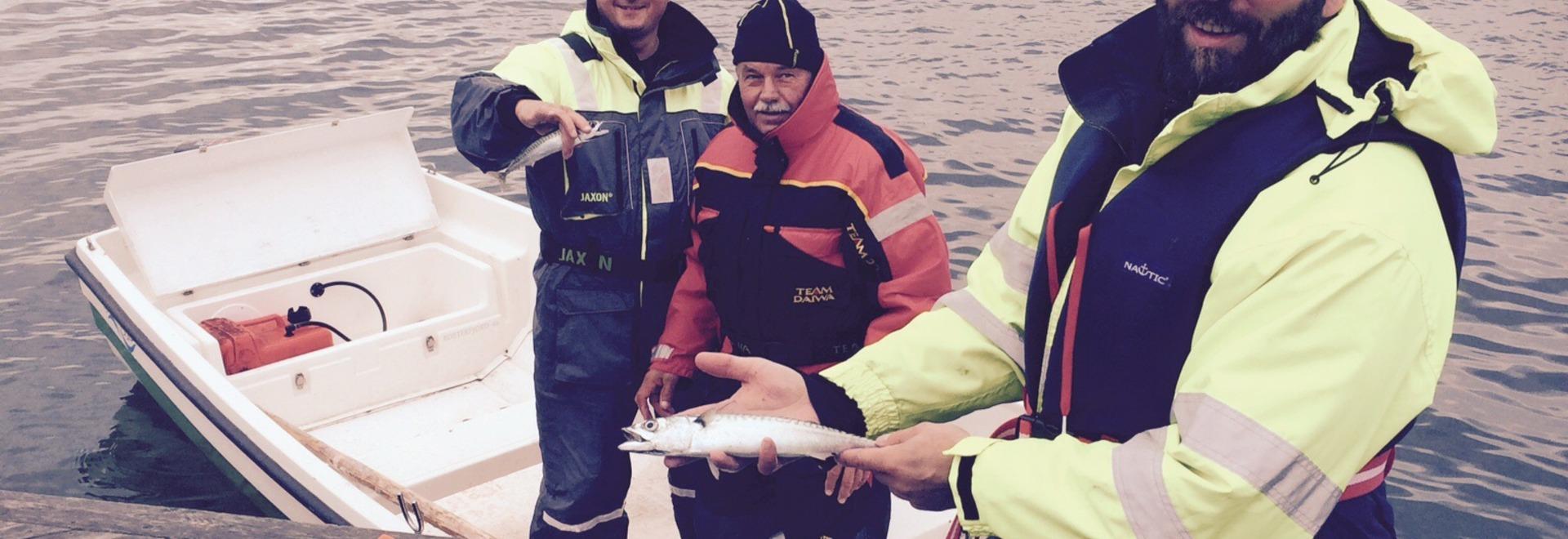 Fiskeresa till Ramsvik, Bohuslän